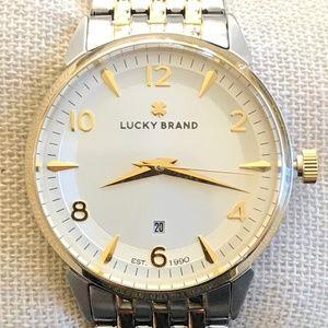 Lucky Brand Women's Stainless Steel 32mm Watch
